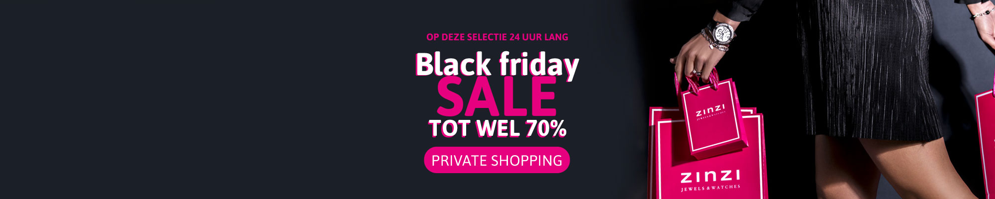 Private Shopping Black Friday