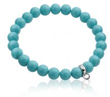 Zinzi-Charms-rek-armband-one-size-turquoise-parels-CH-A20DT-