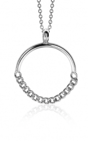 ZINZI-Sterling-Silver-Pendant-24mm-Curb-Chains