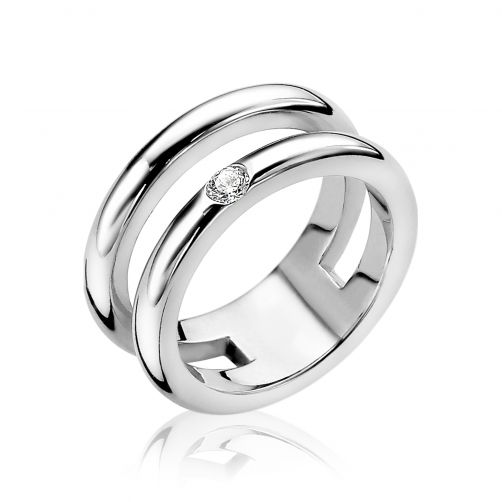 ZINZI-zilveren-multi-look-ring-wit-ZIR1366
