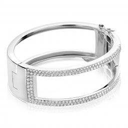 Mart-Visser-by-ZINZI-zilveren-bangle-armband-glad-wit-22mm-MVA14