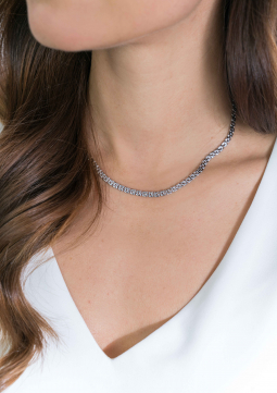 ZINZI-Sterling-Silver-Necklace-Rolex-Style-Chain-4,5mm