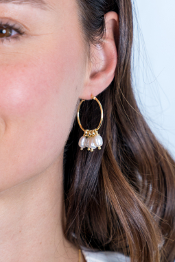 ZINZI-Sterling-Silver-EarRings-14K-Yellow-Gold-Plated-Pearls