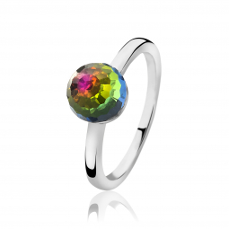 ZINZI-zilveren-ring-multicolor-ZIR1069M